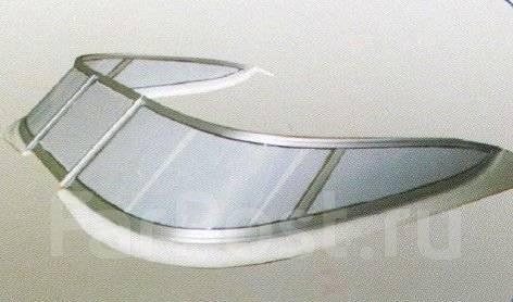 стекло лобовое на лодку обь-м