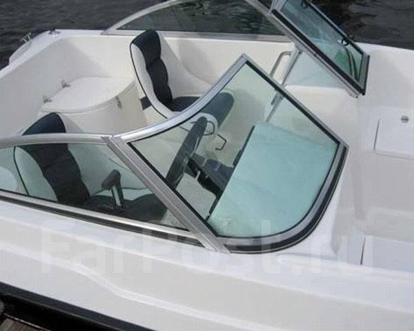 Ветровое стекло на лодку