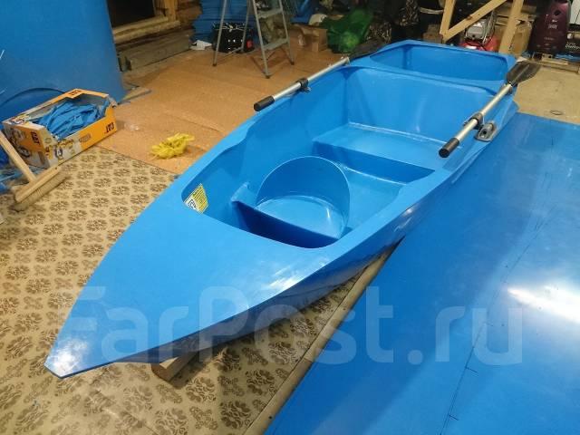 Лодка с полипропилена своими руками