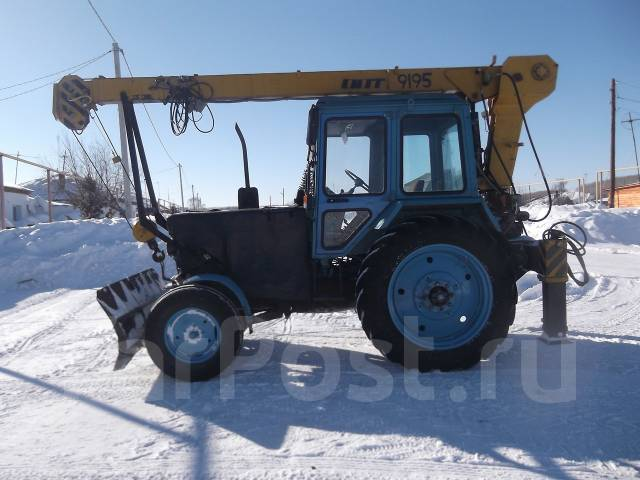 Трактор мтз-52 в Свердловской области. Цена 295 рублей