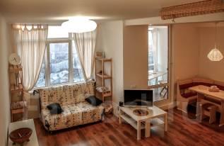 1-комнатная, переулок Некрасовский 24. Центр, 42 кв.м. Комната
