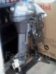 Yamaha. 9,90л.с., 4х тактный, бензин, нога X (635 мм), Год: 2013 год