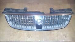 Решетка радиатора. Nissan Bluebird Sylphy, QNG10, QG10, TG10, FG10 Двигатели: QG18DE, QR20DD, QG15DE