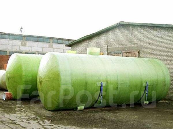 Изготовление емкости из стеклопластика