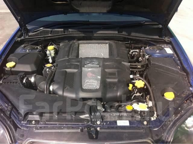 Subaru Legacy B4, BL5 Subaru