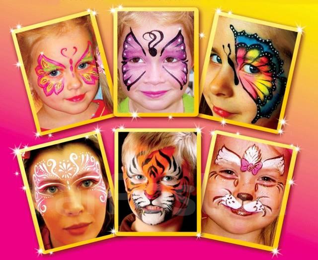 Face art мастер класс