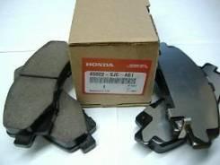 Колодка тормозная. Honda Ridgeline, YK1 Acura TL Двигатель J35A9J35A7
