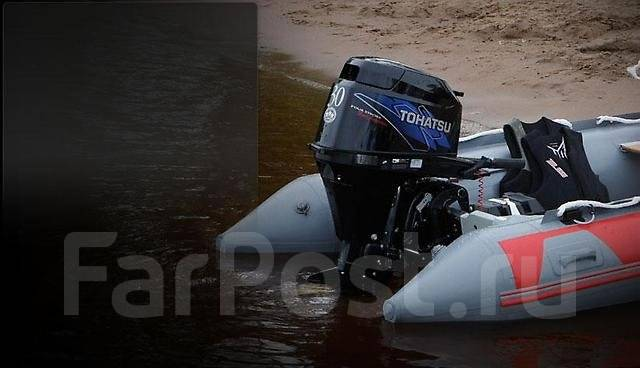 лодочные моторы дайхатсу фото