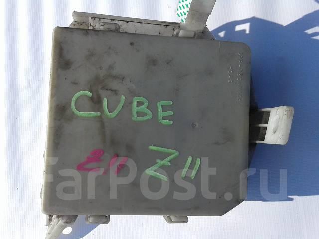 Nissan Cube, BZ11 Двигатель