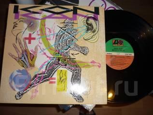 СИНТ ПОП ! Кон Кан / Kon Kan - Move To Move - 1989 US LP