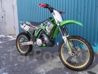 Kawasaki KX 250. ��������, ���� ���, ��� �������