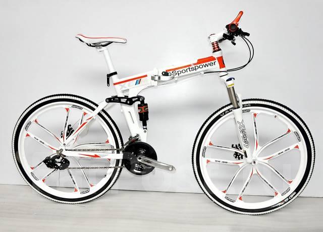 велосипед на литых дисках бмв фото