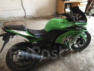 Kawasaki Ninja 250R. ��������, ���� ���, ��� �������