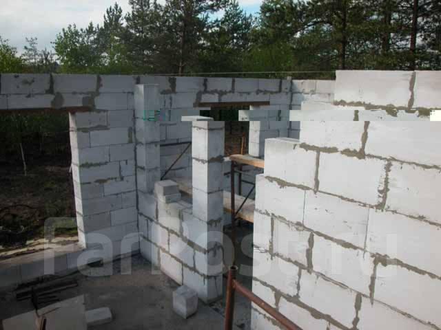 Строительство домов из газобетона пошаговое