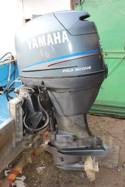 ду для лодочных моторов ямаха своими руками