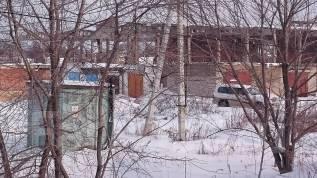 Склады. Улица Челюскина 15, р-н Вокзальная. Вид из окна