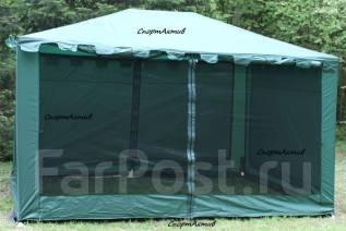 Палатки-кухни. Под заказ