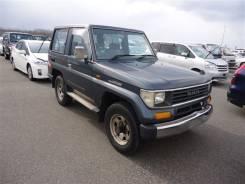 Габаритный огонь. Toyota Land Cruiser Prado, LJ71 Двигатели: 2LTE, 2LT, 2L T