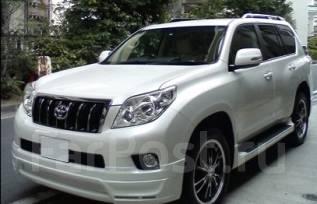 ����� ������ ����������������. Toyota Land Cruiser Prado. ��� �����