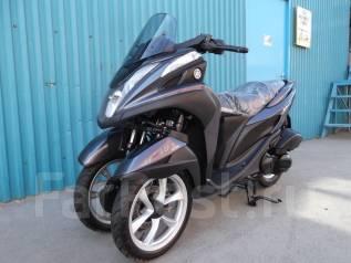 Yamaha Tricity. ��������, ���� ���, ��� �������