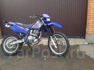 Yamaha TT-R 250. ��������, ���� ���, ��� �������
