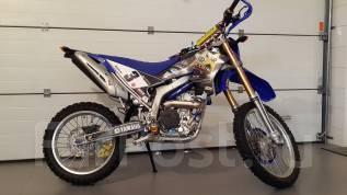 Yamaha WR 250. ��������, ���� ���, � ��������