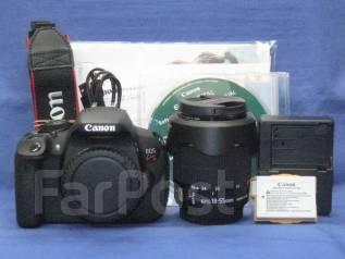 Canon EOS 700D Kit. 15 - 19.9 Мп