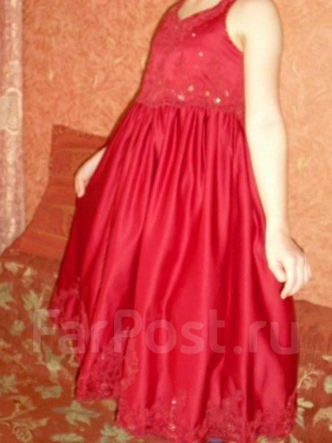 Платья бальные. Рост: 140-146 см