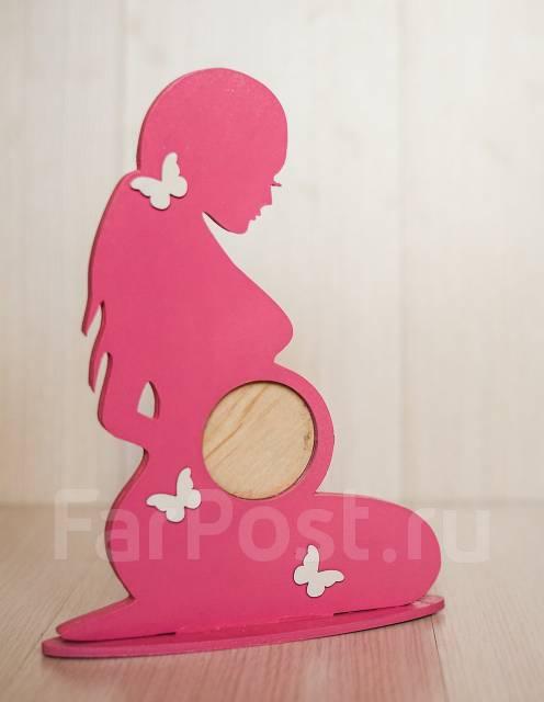 Фото рамка для беременных