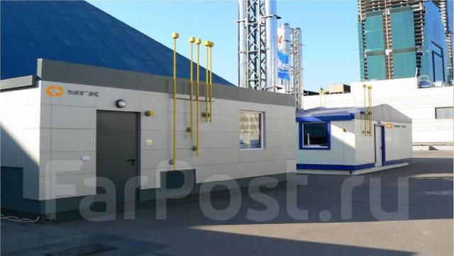 газовая котельная многоэтажного дома