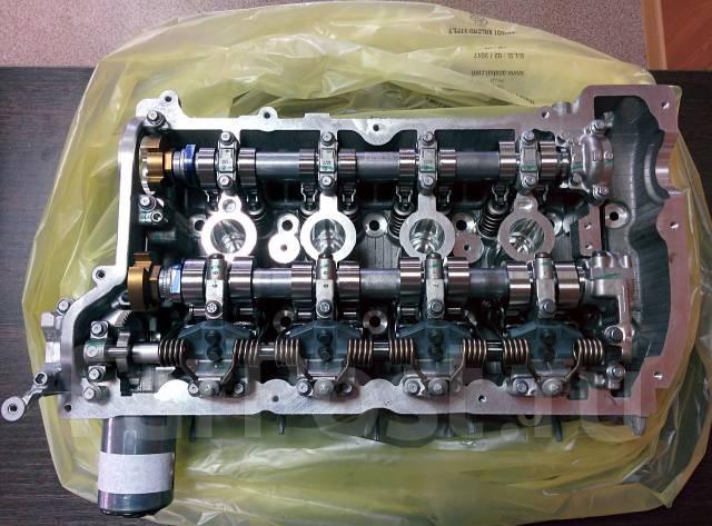 головка блока цилиндров ситроен с5 2006г фото