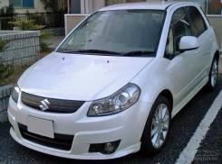 Подкрылок. Suzuki SX4 Suzuki SX4 SUV