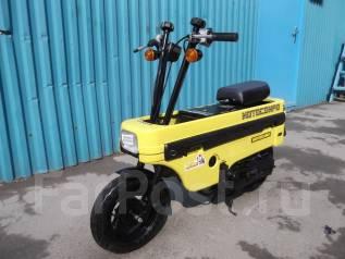 Honda Motocompo. ��������, ��� ���, ��� �������