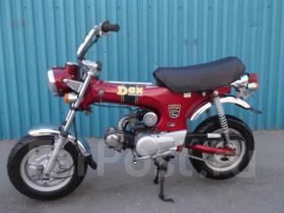 Honda ST50 DAX, 1997. ��������, ��� ���, ��� �������