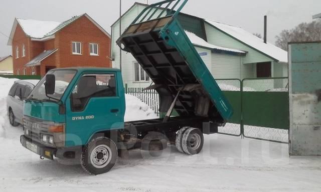 Переделка бортового грузовика в самосвал  видео