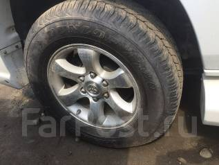 Колеса 265/65 r17 prado 120 комплект. x17 6x139.70