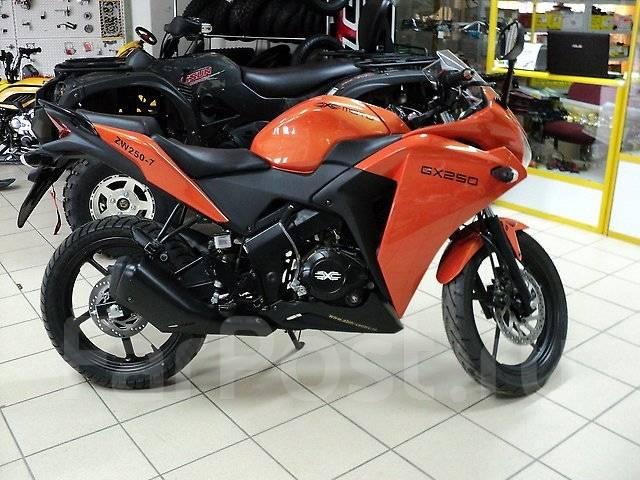 Мотоцикл ABM X-moto GX250 - Продажа мотоциклов в Тайшете