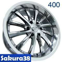 Sakura Wheels. 8.0/9.0x20 ET20/40 139.70x5, 139.70x6, 150.00x5
