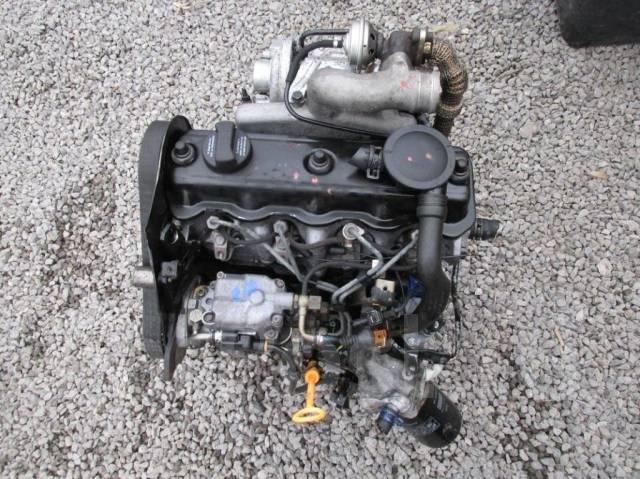 Контрактный двигатель фольксваген пассат б5