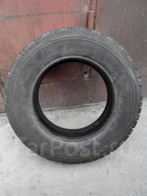 Продам шины кобра к 192 195/70 R15 - Шины в Новосибирске