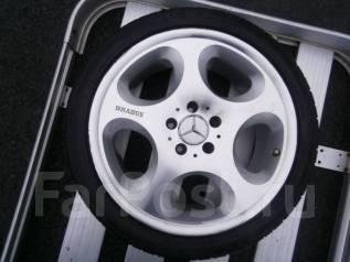 �������� ������������ ����� Brabus R18 �� Mercedes benz. 8.5x18 ET35 112.00x5. ��� �����