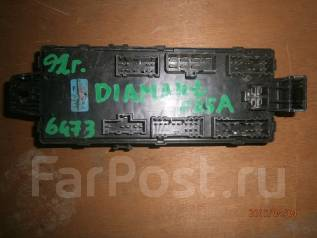 Блок предохранителей. Mitsubishi Diamante, F11A, F25A, F13A, F27A, F15A, F17A Двигатели: 6G73, 6G72, 6G73 6G72