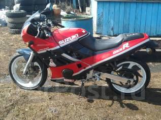 Suzuki GSX R250. ��������, ���� ���, ��� �������. ��� �����