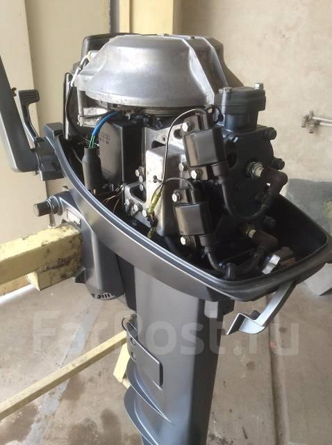 лодочные моторы yamaha во владивостоке купить