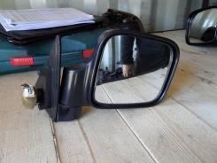 Зеркало заднего вида боковое. Isuzu Bighorn, UBS69DW