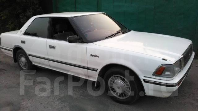 Toyota crown 141 на запчасти