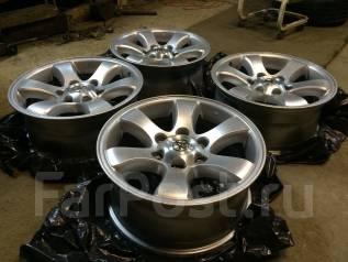 Toyota Land Cruiser Prado. 7.5x17 ET30 139.70x6