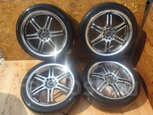 Отличные колеса R18 Accord, Altezza, Aristo, Supra, Galant, Lancer. x18 5x114.30