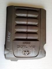 Крышка двигателя. Toyota Tundra Toyota Sequoia Двигатель 3URFE