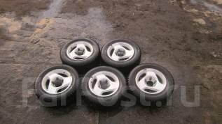 "Bridgestone. LT235/60R16, 16"" 7J ET5 5x139.7x110, ������, ����� 10%, 5 ��"